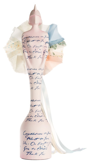 New BRITs 2015 trophy designed by Tracey Emin.