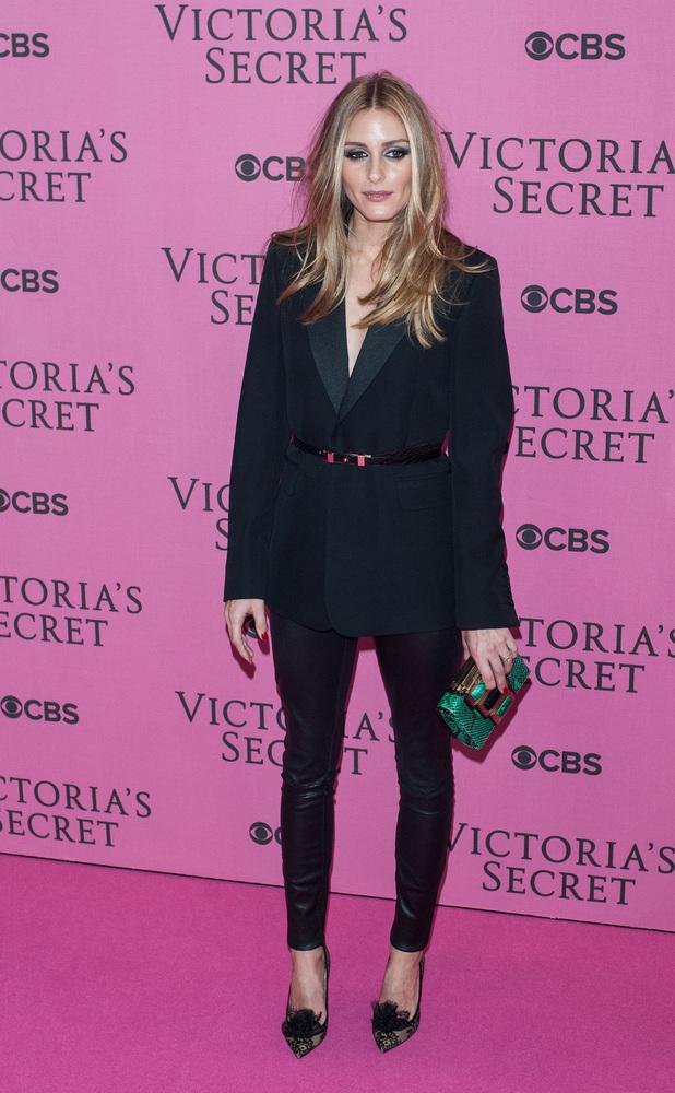 Reveal fashion: Victoria's Secret Fashion show red carpet