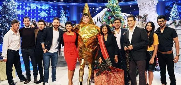 All Star Family Fortunes Christmas special (Coronation Street v Emmerdale): Sunday 28 December, 8pm on ITV.
