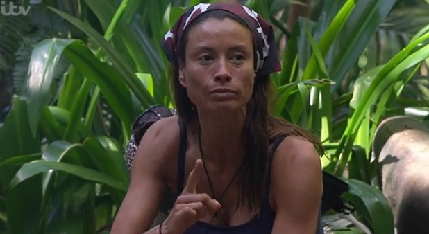 I'm A Celebrity... Get Me Out Of Here! Melanie Sykes. Aired: 3 December 2014.