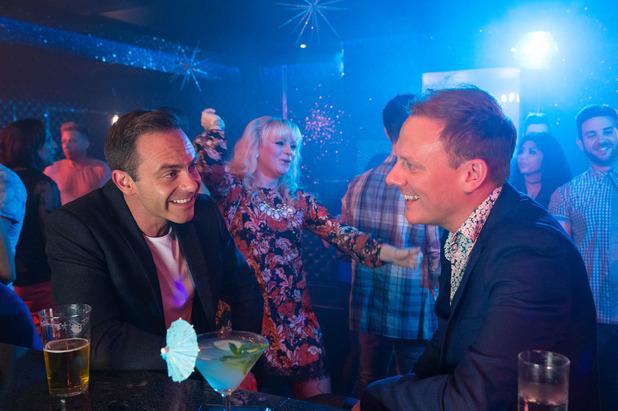 Corrie, Sean meets Billy, Fri 5 Dec