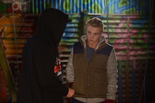 EastEnders, Peter buys drugs, Mon 8 Dec