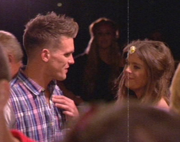 Geordie Shore, Gary Beadle flirts with another girl, Episode 6, MTV 2 December