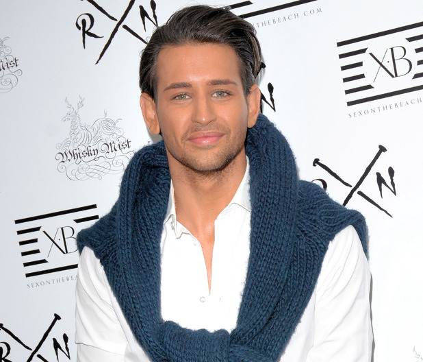 Ollie Locke at Made In Chelsea's Alexandra Felstead's 'Being Binky' Book launch Party at Whiskey Mist, London