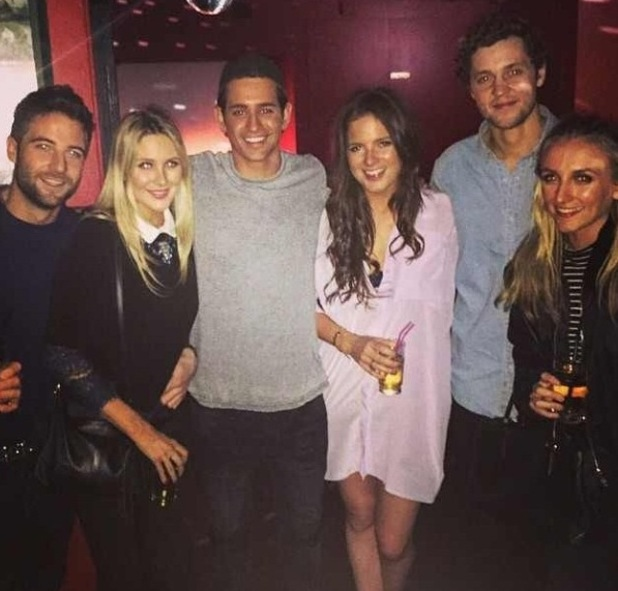 Ollie Locke catches up with former MIC stars - 29 November 2014.