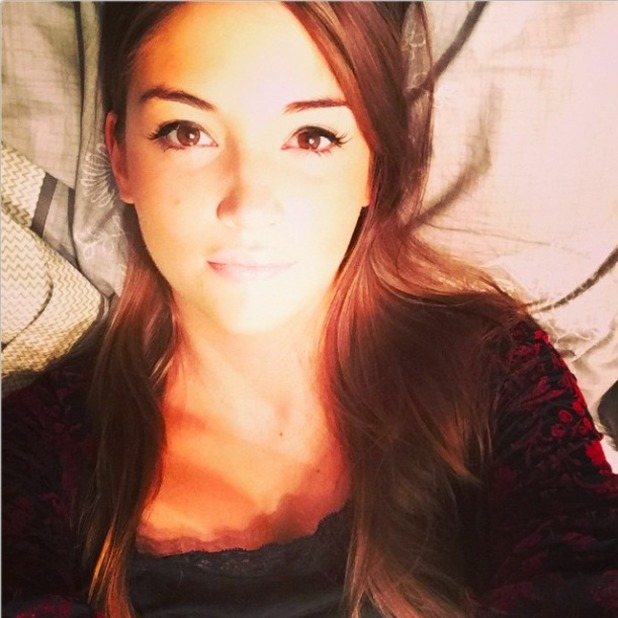 Jacqueline Jossa addresses split rumours with Daniel Osborne and posts sad selfie, 5 December 2014