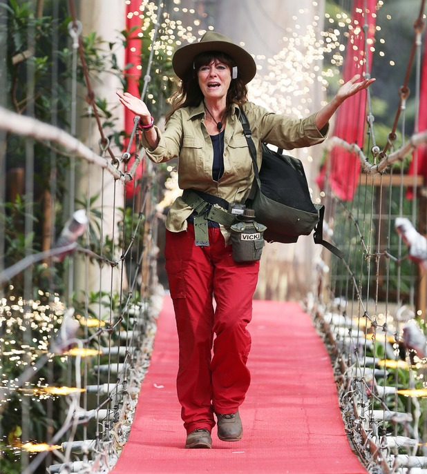 'I'm A Celebrity...Get Me Out Of Here!' TV Programme, Australia - 05 Dec 2014 Vicki Michelle