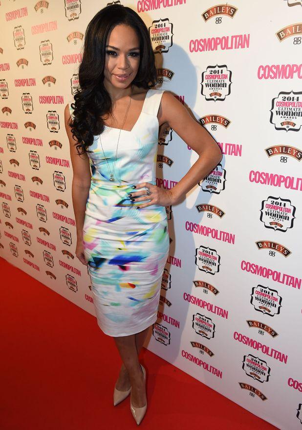 Sarah-Jane Crawford, Cosmopolitan Ultimate Women Awards, One Mayfair, London, Britain - 03 Dec 2014