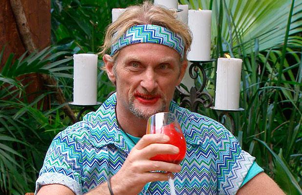 'I'm A Celebrity...Get Me Out Of Here!' TV Programme, Australia - 01 Dec 2014 Bushtucker Trial 'Vile Vineyard' - Carl Fogarty 1 Dec 2014
