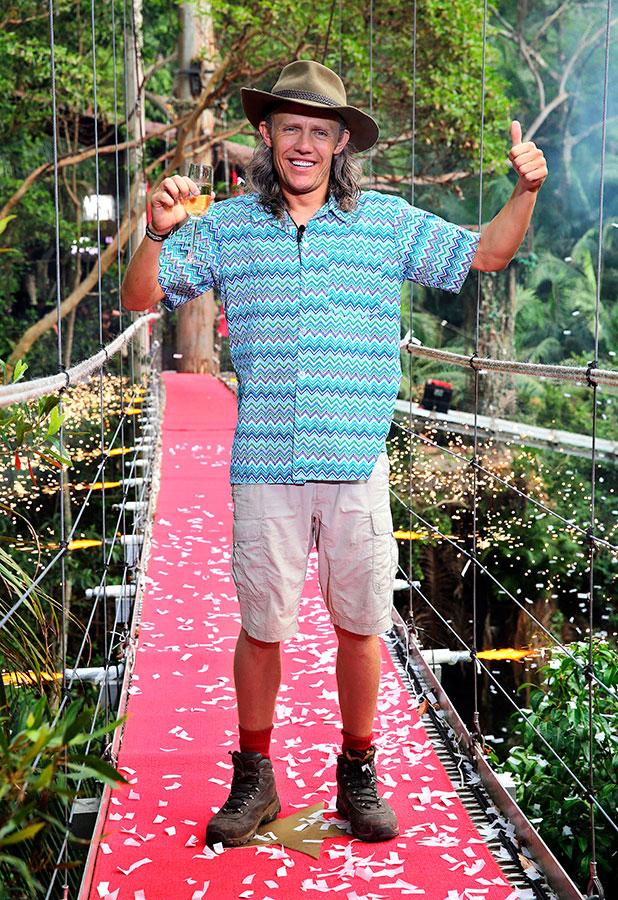 I'm A Celebrity...Get Me Out Of Here!' TV Programme, Australia - 01 Dec 2014 Jimmy Bullard