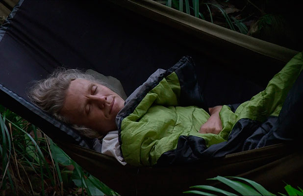 Jimmy Bullard on 'I'm a Celebrity... Get Me Out of Here!'. Shown on ITV1 HD.