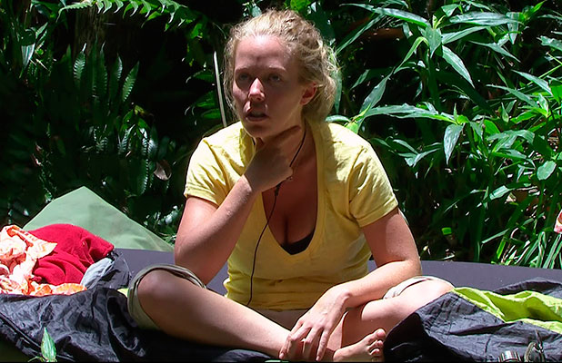 'I'm A Celebrity...Get Me Out Of Here!' TV Programme, Australia - 01 Dec 2014 Kendra Wilkinson