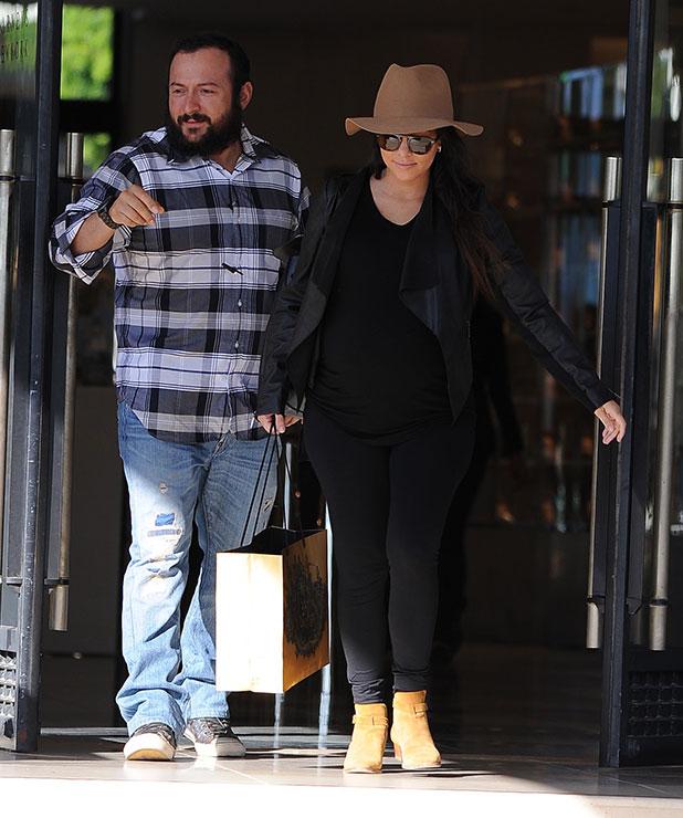 Khloe Kardashian at Barneys New York, 29 November 2014