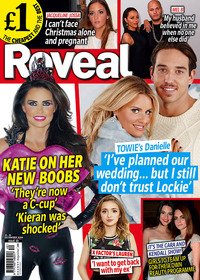 Reveal Magazine cover, issue 49, 13 - 19 December 2014