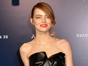 Emma Stone at The Amazing Spider-Man 2 premiere in Paris, France - 11 April 2014