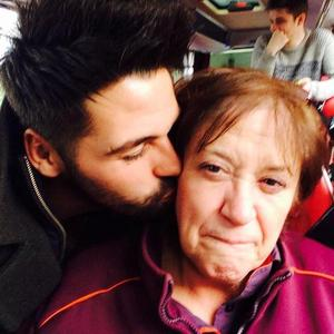 X Factor's Ben Haenow surprises his mum at Sainsbury's - 9 December 2014