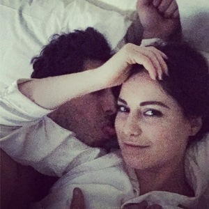 Made In Chelsea stars Alik Alfus and Louise Thompson enjoy break in Paris - 10 December.