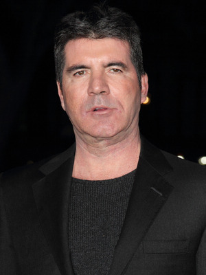 Simon Cowell at The Sun Military Awards held at Greenwich. London - 10 Dec 2014
