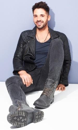 X Factor finalists pictures - Ben Haenow - 10 Dec 2014