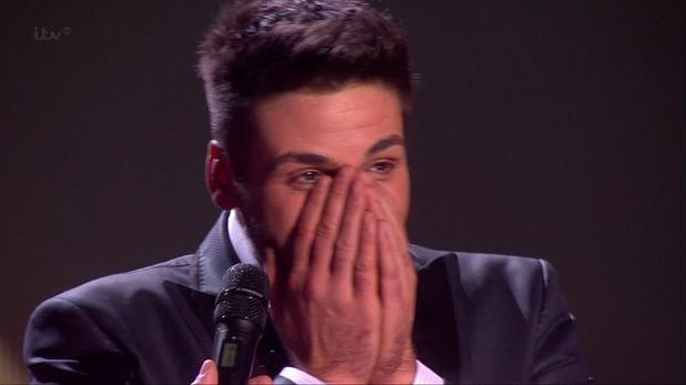 X Factor: Ben Haenow, 2014