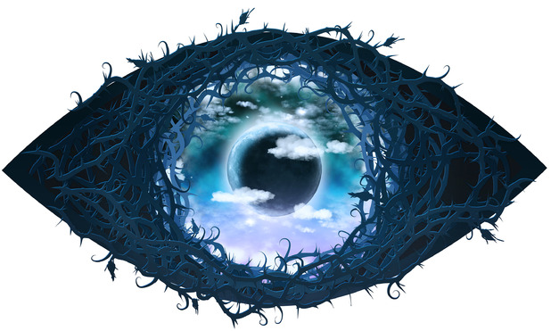 New Celebrity Big Brother eye logo - 2015.