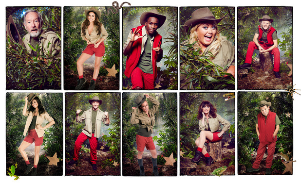 I'm A Celebrity…. Get Me Out Of Here! Coming Out, Wed 10 Dec