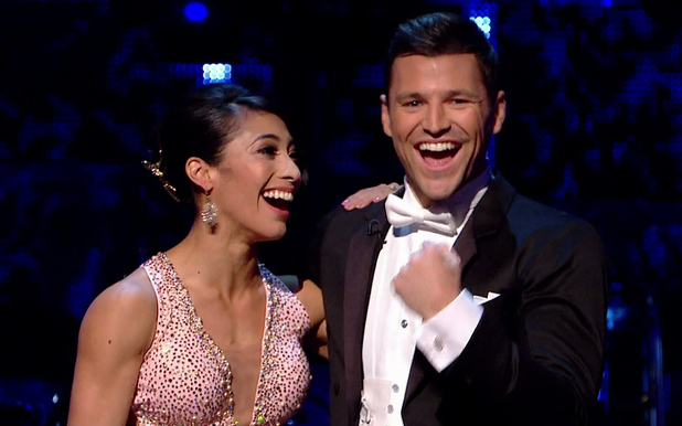 Mark Wright makes it through to Strictly Come Dancing semi-final, BBC One 7 December