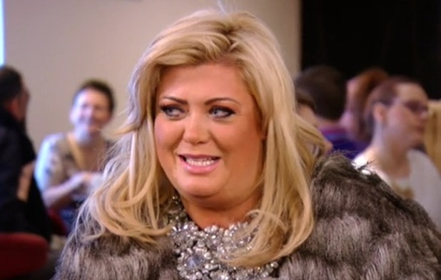 TOWIE's Gemma Collins on board a ferry in The Only Way Is Essexmas - 11 Dec 2014