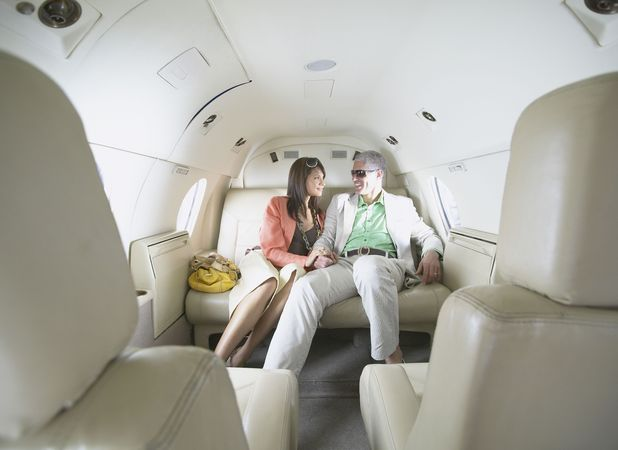 Ten per cent of Brits are members of the mile high club