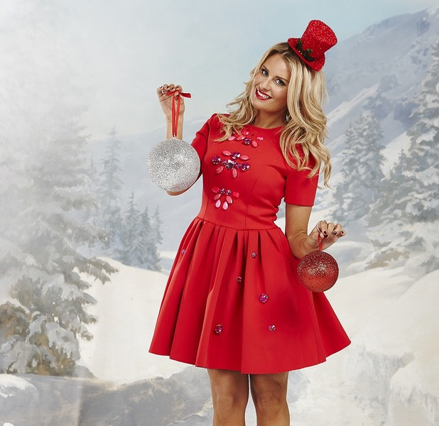 Danielle Armstrong: Santa's little helper
