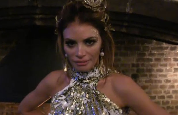 TOWIE's Chloe Sims talks about Elliott Wright with the official website, 12 December 2014