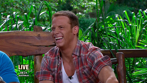 Joe Swash on I'm A Celebrity... Get Me Out Of Here Now!, Shown on ITV2 HD, 2014