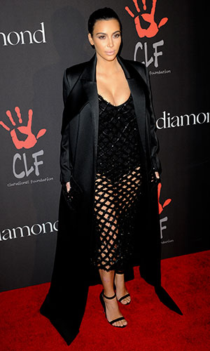 Rihanna's First Annual Diamond Ball Benefitting the Clara Lionel Foundation held at The Vineyard Beverly Hills, 11 December 2014
