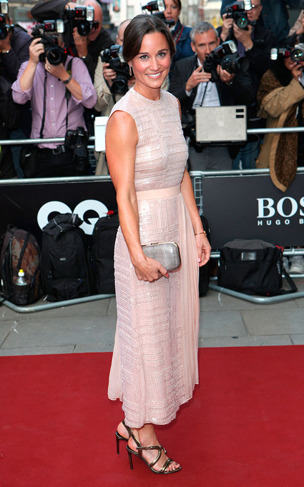 Pippa Middleton at GQ Men of the Year Awards 2014