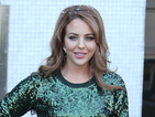 TOWIE's Lydia Bright champions the high street in sequin top & full skirt