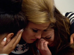 """Vicky Pattison tells her co-stars """"it's over"""" on Geordie Shore exit"""