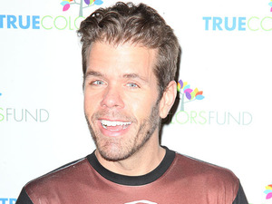 Perez Hilton, 4th Annual Cyndi Lauper & Friends: Home for the Holidays benefit concert - Arrivals, 6 December 2014
