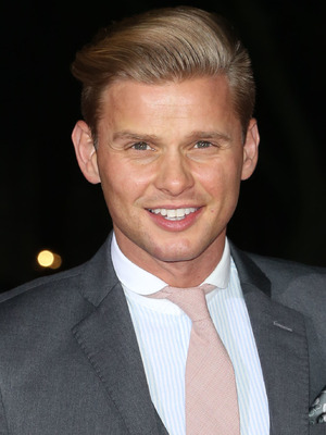 Jeff Brazier - The Sun Military Awards (Millies) 2014 10/12/14