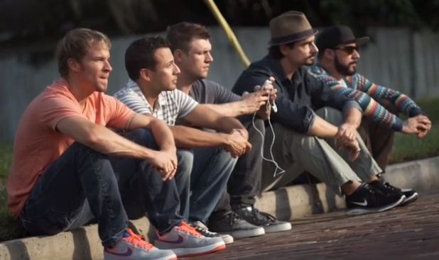Backstreet Boys to star in new film in 2015 to mark 20th anniversary - 19 Dec 2014