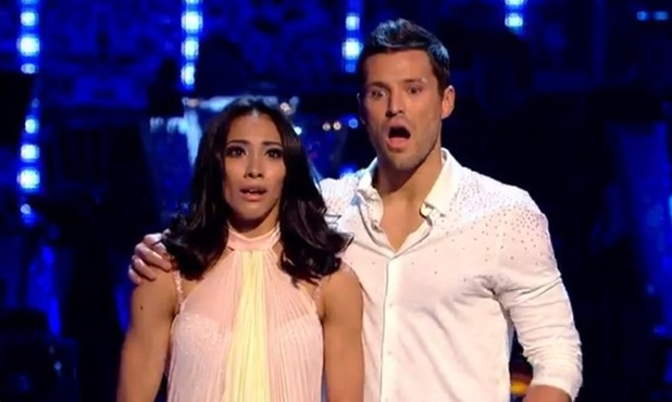 Mark Wright makes Strictly Come Dancing final, BBC One 14 December