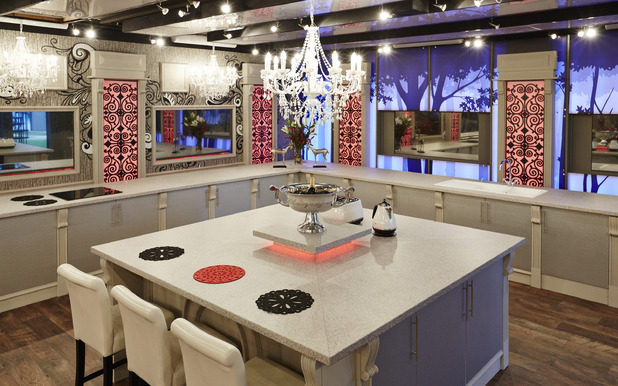 Kitchen, Celebrity Big Brother January 2015 Channel 5