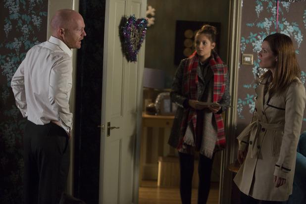 EastEnders, Emma confronts Max, Mon 22 Dec