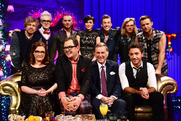 Alan Carr:Chatty Man Christmas Special, Thu 25 Dec