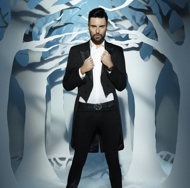 Rylan Clark, Celebrity Big Brother 2015 promo picture 16 December