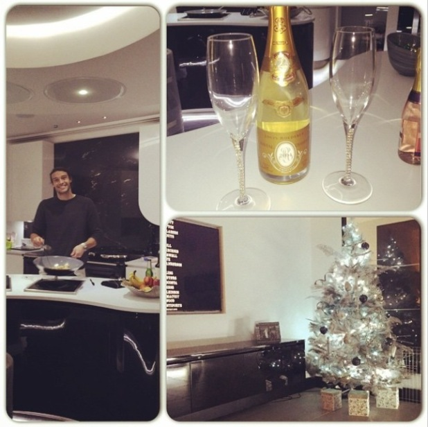 TOWIE's Billi Mucklow moves into a new house with Andy Carroll - 18 Dec 2014