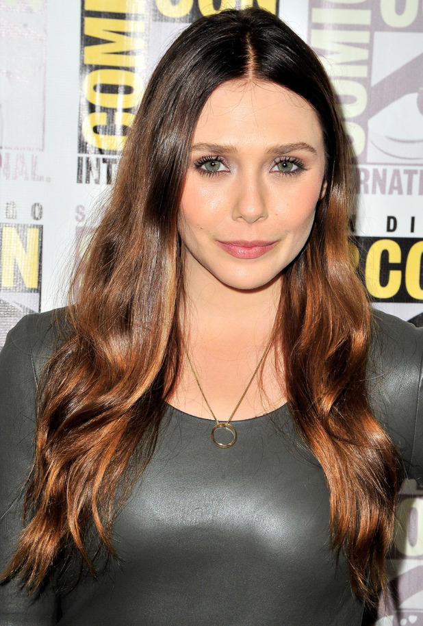 Elizabeth Olsen attends Comic-Con International 2014 in California - 26 July 2014