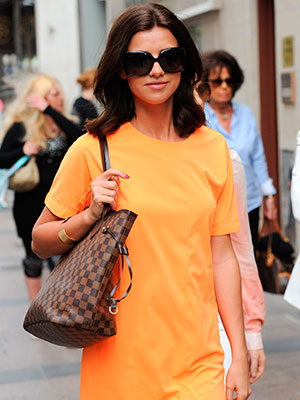 Lucy Mecklenburgh spends an afternoon shopping during the 66th Cannes Film Festival - Day 1, 2013