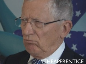 Nick Hewer leaves The Apprentice after 10 years - 22 Dec 2014