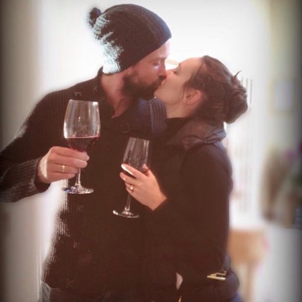 Emmett J. Scanlan announces his engagement to Claire Cooper, Christmas Eve 2014