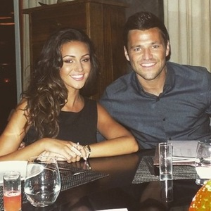 Mark Wright shares new photo from New Year break in Dubai with fiancee Michelle Keegan 6 January